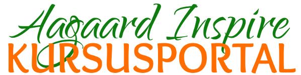 Aagaard Inspire kursusportal